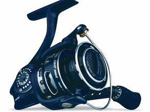 GOOD GEAR: ABU REVO MGX SPINNING REEL