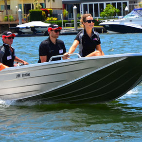 BOAT REVIEW: Stacer Proline Series