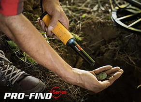 OUTDOORS ESSENTIALS - PRO-FIND SERIES PINPOINTERS