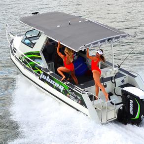 BOAT REVIEW: Ocean Master 741 Vortex Cuddy Cabin
