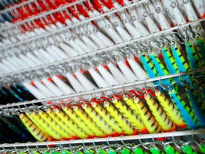 Product Awareness Fishing - Reidy's Lures... the NT's premier lure manufacturer