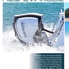 Boats: LATEST EVINRUDE E-TEC G2S
