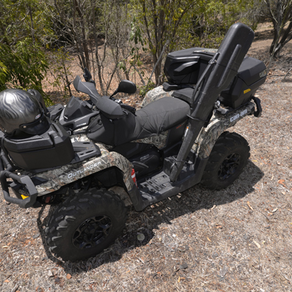 4 Wheel Driving: Can-Am