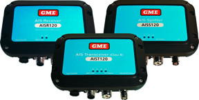 GME™S NEW RANGE OF AUTOMATIC IDENTIFICATION SYSTEMS FOR SMALL BOATS