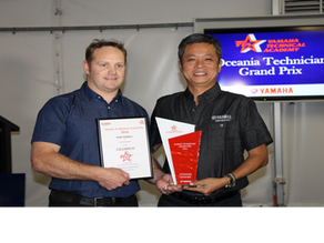 BOATING NEWS: YAMAHA MARINE TECHNICIAN GRAND PRIX 2016