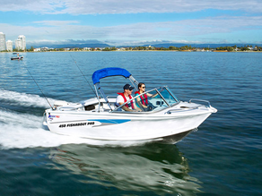BOATING NEWS - QUINTREX RELEASES THE FISHABOUT PRO