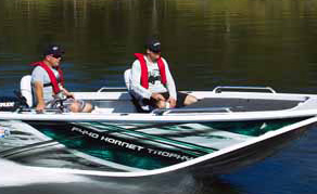 BOATING NEWS: QUINTREX'S NEW HORNET RANGE HAS SOME STING