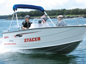 STACER'S NEW EVO ADVANCE HULLS