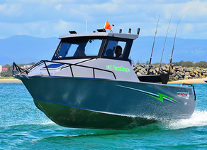 STACER'S NEW RANGE OF PLATE BOATS