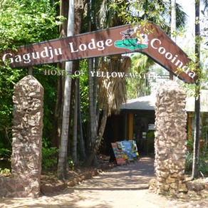 Outdoor PA: Kakadu Tourism: Cooinda Lodge