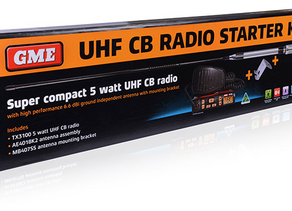 GME: MOBILE CB RADIO STARTER KIT