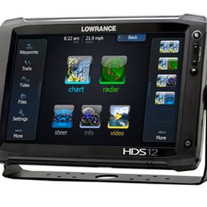 LOWRANCE SOFTWARE BOOST