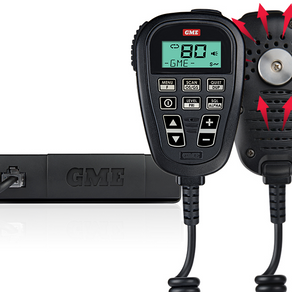 OUTDOORS ESSENTIALS: NEW SOUNDPATH™ SPEAKER CONTROL MICROPHONE