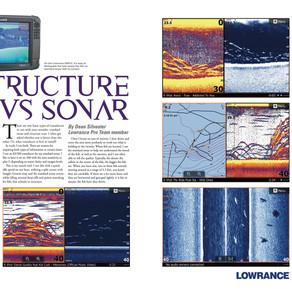 BOAT PA: Structure Vs Sonar