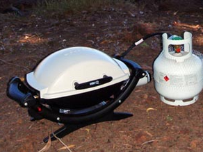 OUTDOOR COOKING WITH STYLE
