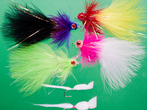 FELTY FLIES, WIND WARRIOR RODS & RIO'S OUTBOUND SHORT