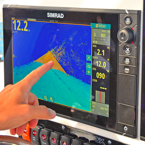 BOATING NEWS: Software Update Brings New Functionality to Simrad NSO EVO2, NSS EVO2 and GO7
