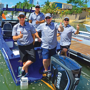 BOATING PA: Telwater/Evinrude & New G2s