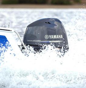 YAMAHA'S NEW F70 4-STROKE