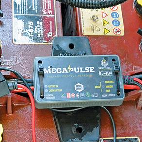 OUTDOORS ESSENTIALS: Megapulse