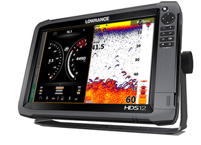 BOATING PA: Lowrance Integrates Mercury Engine Data