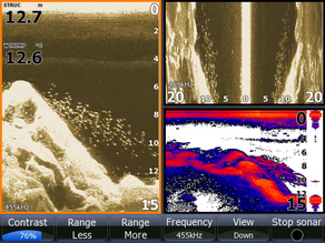 LOWRANCE STRUCTURESCAN