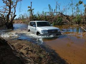 Toyota Landcruiser 'Sahara'