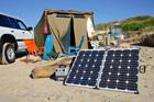 Waeco Portable Solar