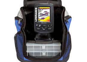 Lowrance Introduces Industry's First Colour Fishfinder Priced Under $150