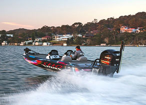 BOATING PA: Yamaha Full Vmax Sho Line-up