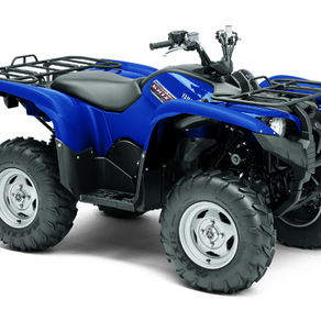 ON THE HUNT WITH YAMAHA GRIZZLY