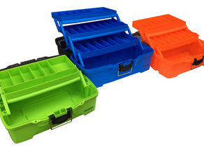 GOOD GEAR - PLANO BRIGHT TACKLE BOXES