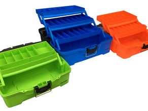 GOOD GEAR - PLANO BRIGHT TACKLE BOXES
