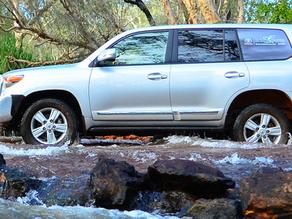 PRODUCT AWARENESS: Bridge Toyota. Travelling The Territory?