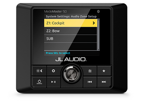 Boating News - JL AUDIO LAUNCHES THE MM50