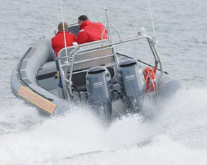YAMAHA TWIN RIG RESCUE POWER