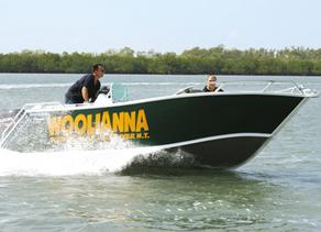FORMOSA 580 TOMAHAWK SIDE-CONSOLE