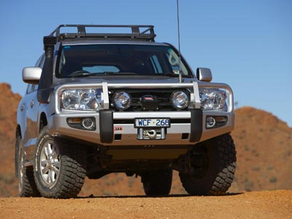 ARB ACCESSORIES FOR TOYOTA LANDCRUISER 200 SERIES