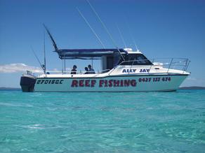 ALLY JAY FISHING CHARTERS 2011