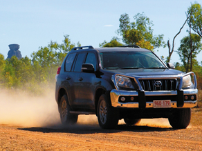 ON BUSH TRACKS WITH PRADO KAKADU