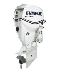 New Evinrude E-TEC 115 H.O. and 130 HP engines