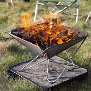 Drifta Snow Peak Pack And Carry Fire Pit