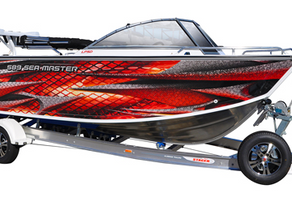 PRODUCT AWARENESS BOATING - NEW STACER 589 SEA MASTER