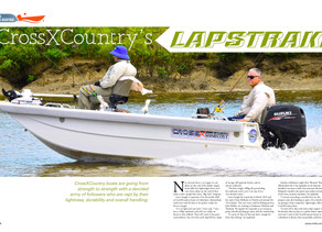 Boats: CROSSXCOUNTRY'S LAPSTRAKE