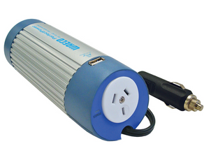 WAECO PERFECTPOWER CANSIZE INVERTER - MOBILE POWER FOR MOBILE PEOPLE