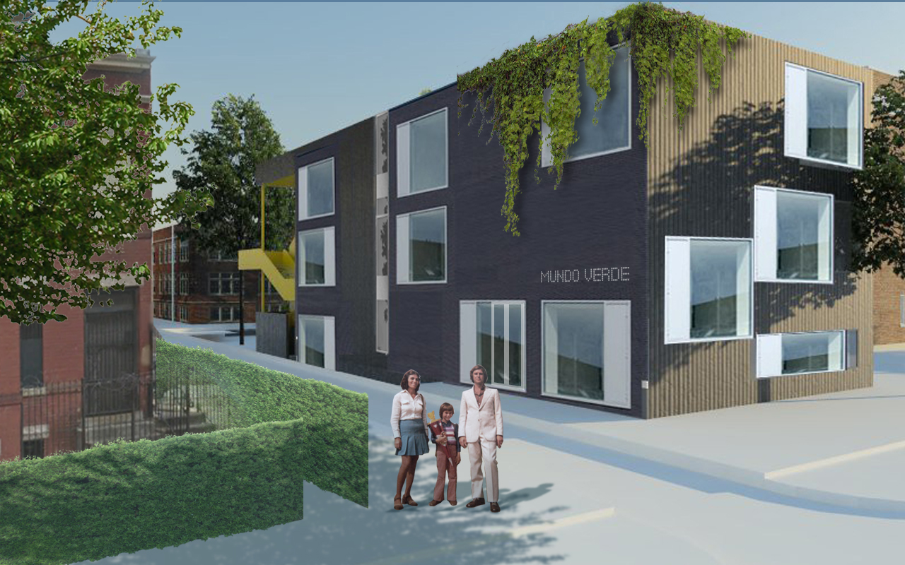 Mundo Verde Charter School, D.C.