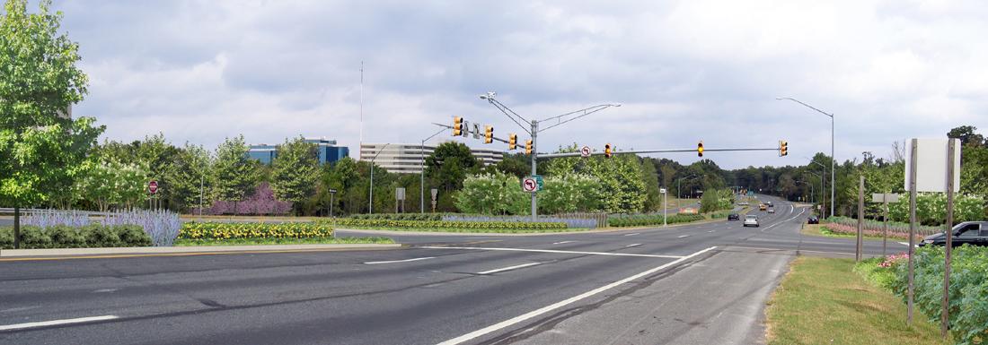 "Maryland SHA ""Green Streets"""