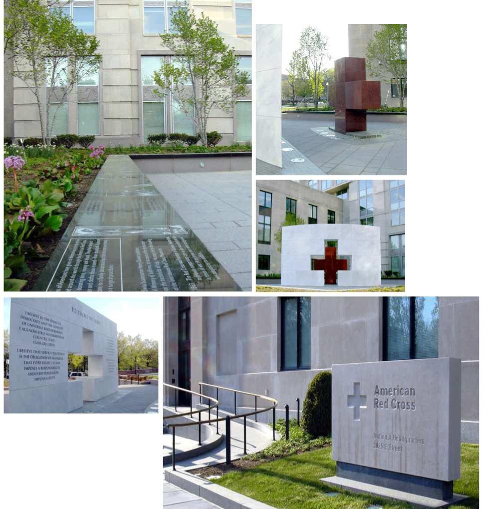 American Red Cross Renovations, DC