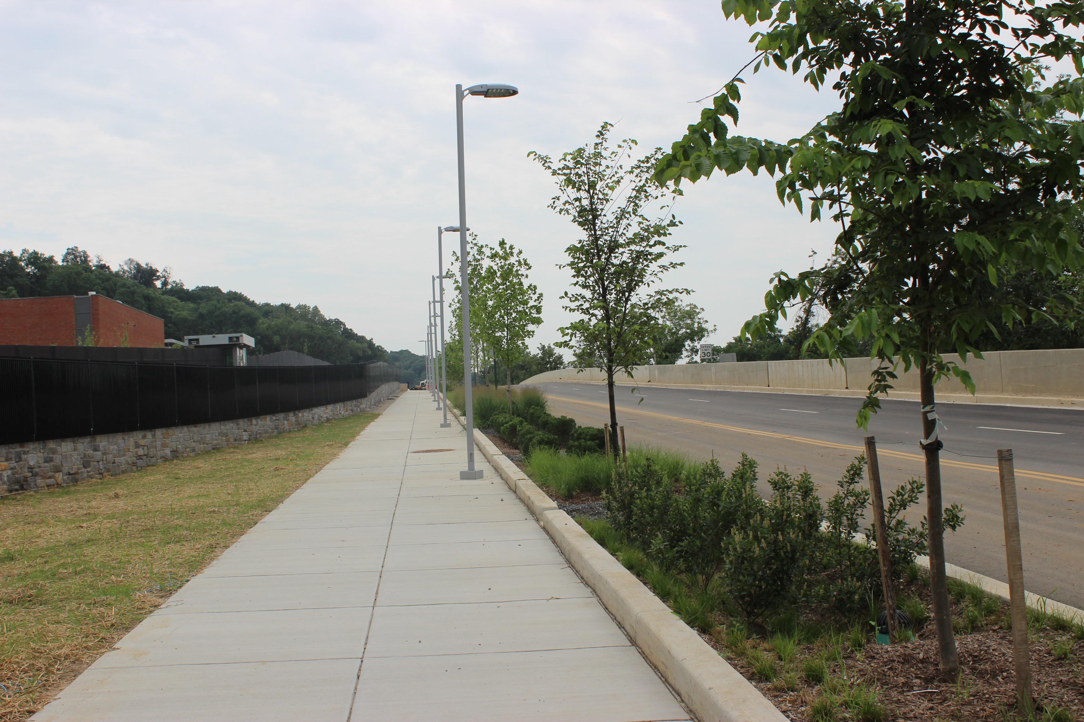 St. Elizabeth's Campus Access Road