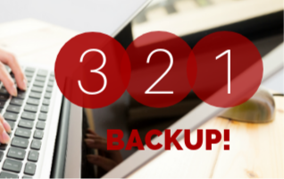 3-2-1 Backup ... to Save your Photos